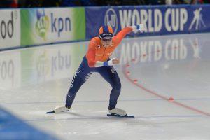 SPEEDSKATING: 23-11-2019 Tomaszów Mazowiecki (POL), ISU World Cup Arena Lodowa, Dione Voskamp, ©photo Martin de Jong